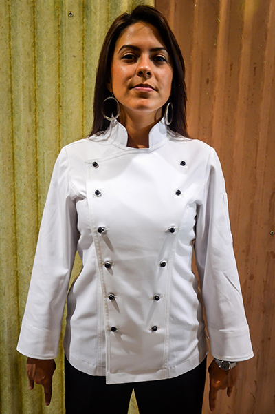 Female chef Jacket