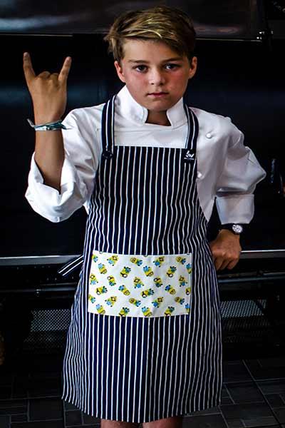 Kid rock apron
