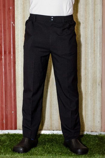 Executive Style Men's Chef Pants – Slim Cut