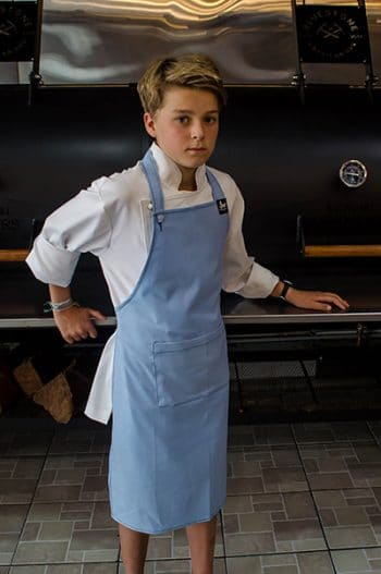 Kid Rock Apron – Blue Kids Apron