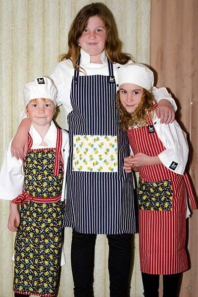 kids aprons