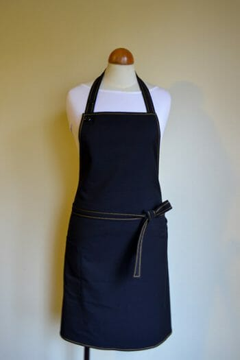Copper Stitch Apron