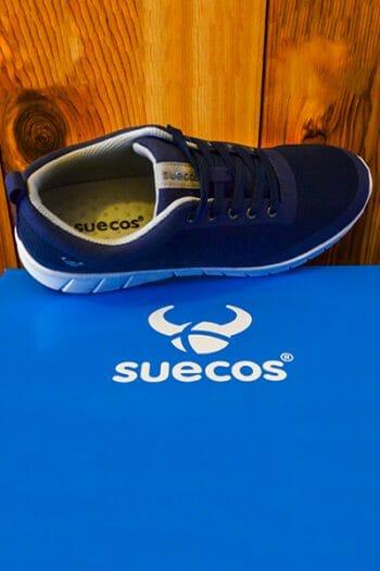 Non Slip Sneaker Shoe – Navy