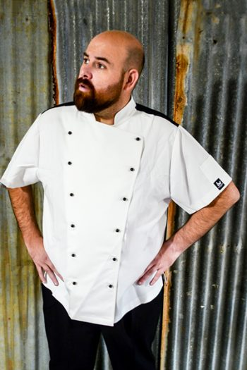 SUPER SNAZZY SIZE- Cool Daddy Chef Jackets