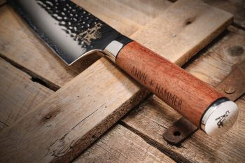 Anvil & Hammer chef knife