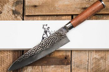 Anvil & Hammer Chef Knife 8″ Damascus