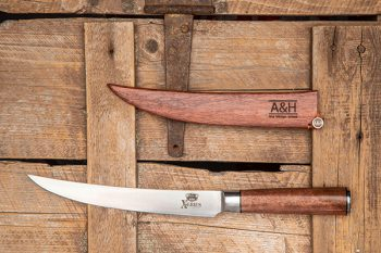 Anvil & Hammer 7.5″ Boning Knife – Semi Flexible